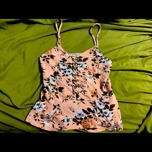 American Eagle Outfitters Floral Top
